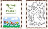 Spring Fun Packet