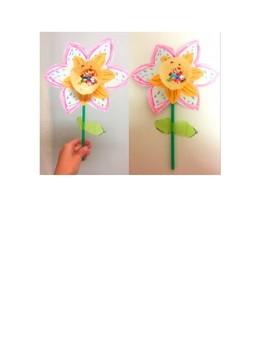 Spring Funfetti Flowers