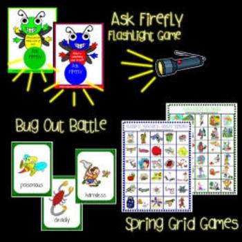 Spring Game Set