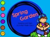 Spring Garden: Activities Made Easy!