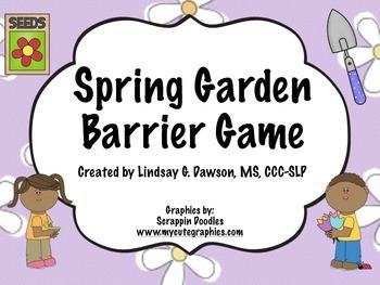 Spring Garden Barrier Game