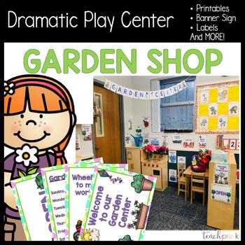 Garden Center Dramatic Play