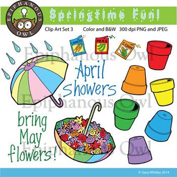 Spring Garden Fun Set 3