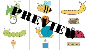 Spring Garden Language Pack: EET, Compare/Contrast, Prepositions, Irreg Verbs