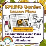 Spring Garden Lesson Plans and Activities - Pre K and Kindergarten