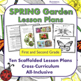 Spring Garden Lesson Plans and Activities - First and Second Grade