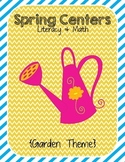 Spring Garden Literacy and Math Centers