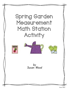 Spring Garden Measurement