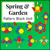 Spring & Garden Pattern Block Unit