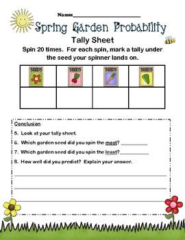 Spring Garden Probability