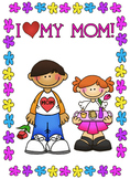 Spring Garden Seed Packets Craft Mother's Day Gift
