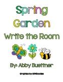 Spring Garden Write the Room