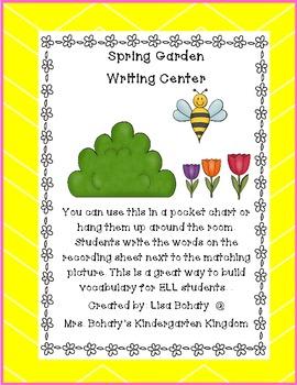Spring Garden Writing Center