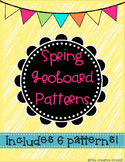 Spring Geoboard Patterns
