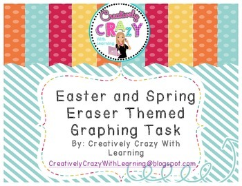 Spring Graphing Activity $1.00