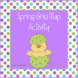 Spring Grid Map Activity