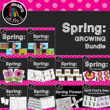 Spring Growing Bundle