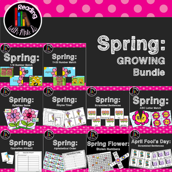 Spring Growing Bundle