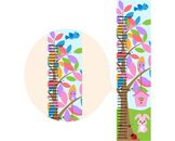 Spring Growth Chart (High Resolution)- inch-feet- Digital Clip Art Graphics(153)