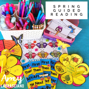 Spring Guided Reading Mini Unit