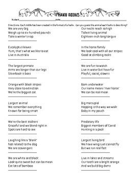 Spring Haiku Poetry -  Creating a Poetic Spring Windsock