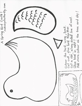 Spring Hand-Drawn Printables!