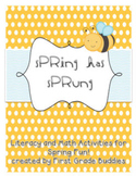 Spring Has Sprung! {Literacy and Math Activities for Spring}