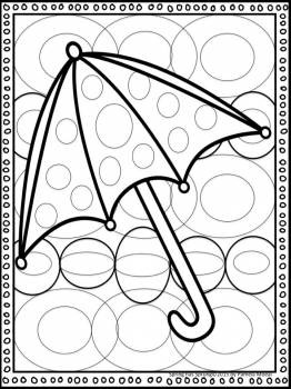 Spring Has Sprung Coloring Sheets
