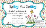 Spring Has Sprung (-ng sound of ang, ing, ong, ung)