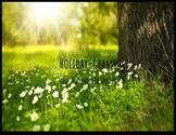 Spring Holiday-Grams