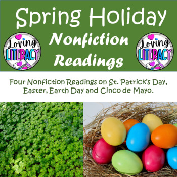 Spring Holiday Nonfiction Readings