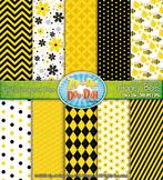 Honey Bees Digital Scrapbook {Zip-A-Dee-Doo-Dah Designs}