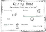 Spring Hunt