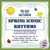 Spring Iconic Rhythm Activity