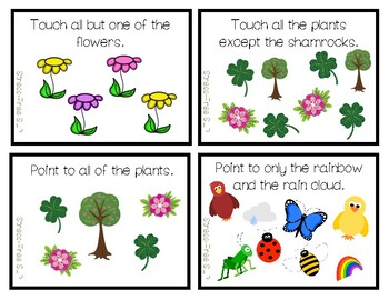 Spring Inclusion & Exclusion Terms