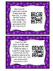 Inferencing Task Cards with QR Codes - Spring Edition