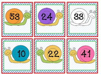 Spring Insect Bug Place Value- Common Core