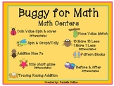 Spring-Insect/Buggy for Math Centers (Common Core Aligned)