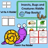 SPRING ACTIVITIES  FOR READING! Insects, Bugs, and Creatur