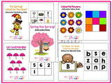 Spring Interactive Book Bundle