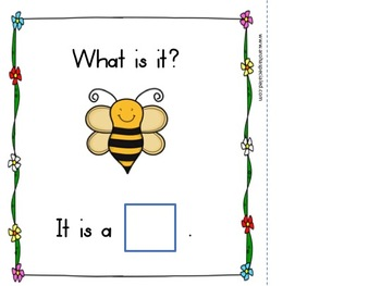 Spring Interactive Book - 'What is Spring?'