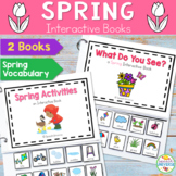 Spring Interactive Books