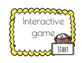 Spring Interactive game FREEBIE