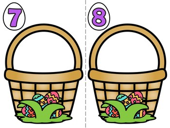 Spring Into Easter Week - Worksheets, Literacy Centers, Math Centers, and More!