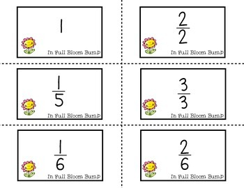 Spring Into Fractions!