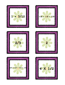 Spring Into Fractions and Decimals (Common Core Aligned-4th Grade)