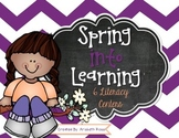 Spring Centers (Literacy)