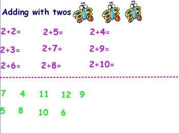 Spring Into Math Fact Fun