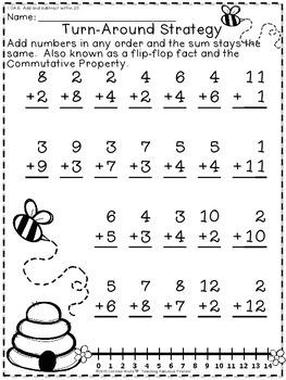 Spring Into Math: No Time For Prep Sampler!