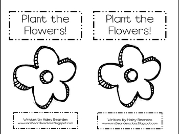 Spring Into Math and Literacy